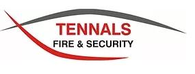 TENNALS FIRE SECURITY LOGO